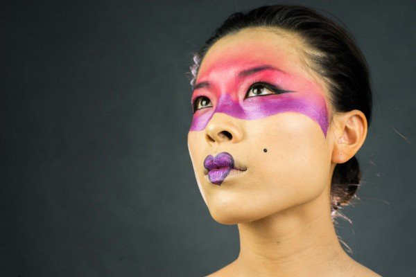 Liz Zhang Face and Body Painter
